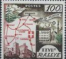 Monaco 1958 27th Monte Carlo Automobile Rally