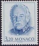 Monaco 1990 Prince Rainier III d
