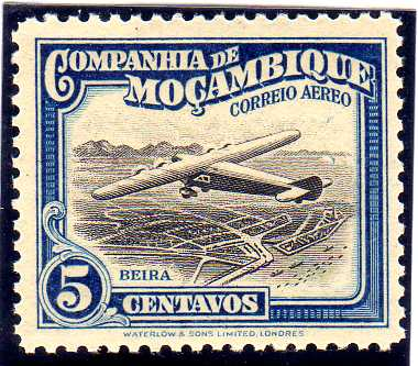 File:Mozambique Company 1935 Inauguration of the Airmail (2nd Issue) a.jpg