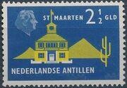 Netherlands Antilles 1958 Tourism in Netherlands Antilles m
