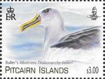 Pitcairn Islands 2014 Albatross Giants of the Sky c