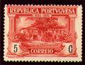Portugal 1925 Birth Centenary of Camilo Castelo Branco d.jpg