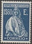 Portugal 1926 Ceres (London Issue) s