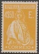 Portugal 1926 Ceres (London Issue) v
