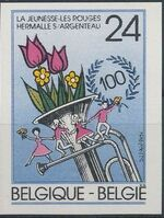 Belgium 1985 Folk Events d