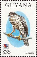 Guyana 1994 Birds of the World (PHILAKOREA '94) a
