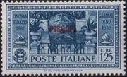 Italy (Aegean Islands)-Piscopi 1932 50th Anniversary of the Death of Giuseppe Garibaldi g