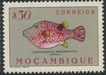 Mozambique 1951 Fishes e