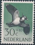 Netherlands 1961 Surtax for Social and Cultural Purposes e