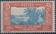 New Caledonia 1928 Definitives n
