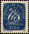 Portugal 1943 Portuguese Caravel (3rd Issue) b.jpg