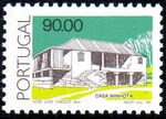 Portugal 1986 Portuguese Popular Architecture (2nd Group) d