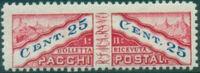 San Marino 1928 Parcel Post Stamps d