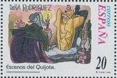 "Spain 1998 Scenes from ""Don Quixote"" t"