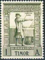 Timor 1938 Portuguese Colonial Empire a