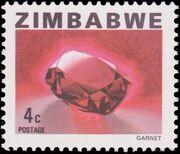 Zimbabwe 1980 Definitives c