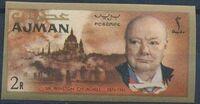 Ajman 1966 Winston Churchill m