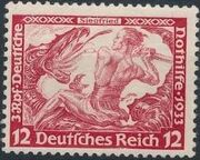 Germany-Third Reich 1933 German Emergency Relief f