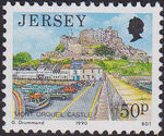 Jersey 1990 Views of Jersey (3rd Group) c
