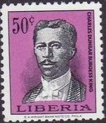 Liberia 1966 Liberian Presidents h