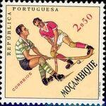 Mozambique 1962 Sports e