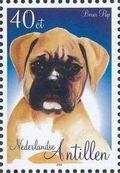 Netherlands Antilles 2004 Dogs e