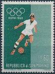 San Marino 1960 17th Olympic Games in Rome i