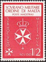 Sovereign Military Order of Malta 1966 Different subjects i