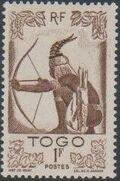 Togo 1947 Native Scenes e
