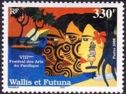 Wallis and Futuna 2000 8th Pacific Arts Festival a