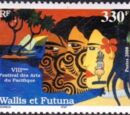 Wallis and Futuna 2000 8th Pacific Arts Festival