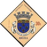 Angola 1963 Coat of Arms - (1st Serie) s