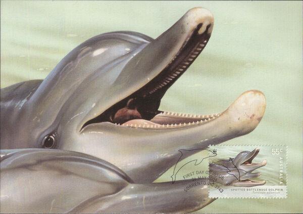 Australia 2009 WWF - Dolphins of the Australian Coastline MCa