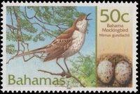 Bahamas 2001 Birds and Eggs h