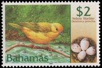 Bahamas 2001 Birds and Eggs n