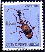 Guinea, Portuguese 1953 Guinea Insects j