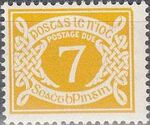 Ireland 1971 Postage Due Stamps f