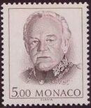 Monaco 1989 Prince Rainier III d