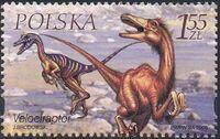 Poland 2000 Dinosaurs f