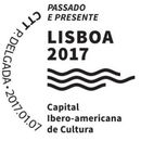 Portugal 2017 Lisbon - Ibero-American Capital of Culture 2017 PMd