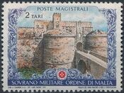 Sovereign Military Order of Malta 1972 Old Castles c
