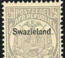Swaziland 1889 Coat of Arms