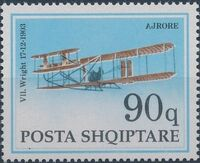 Albania 1992 Development of Aviation c