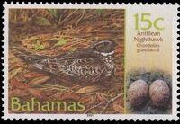 Bahamas 2001 Birds and Eggs c