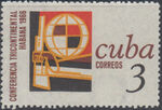 Cuba 1966 Conference of Asian, African and South American Countries b