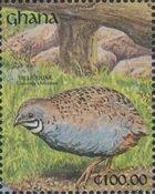 Ghana 1991 The Birds of Ghana zt