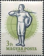 Hungary 1959 24th World Fencing Championships h