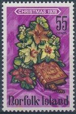Norfolk Island 1978 Christmas c