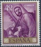 Spain 1963 Painters - José de Ribera b