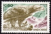 Andorra-French 1972 Nature Protection a